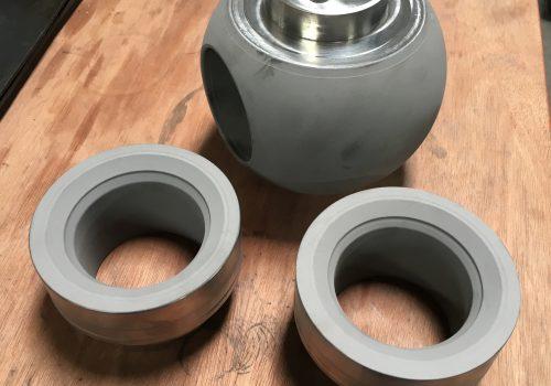Tungsten Ball